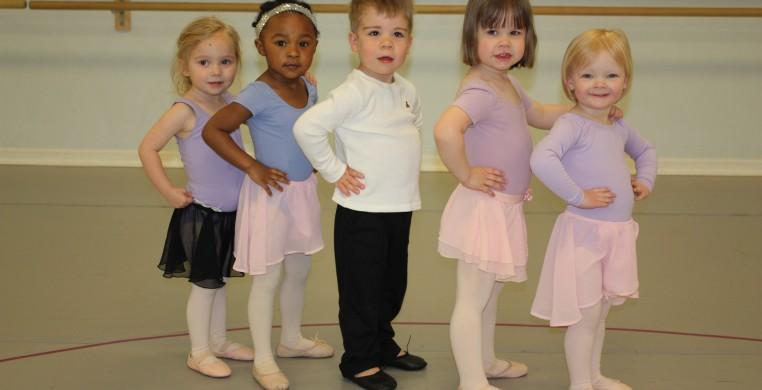 Joy of Movement Class at Principle Dance