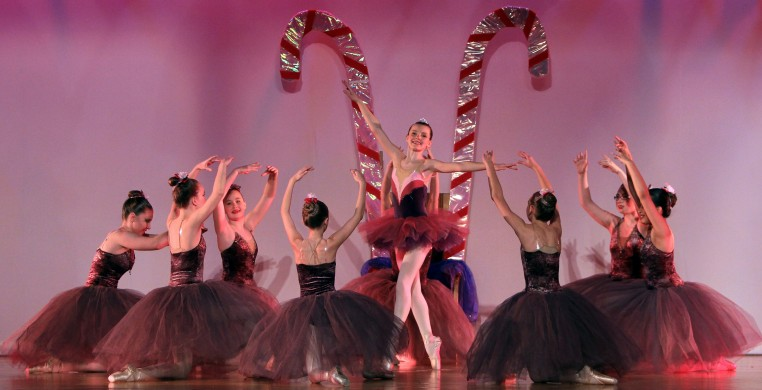 Principle Dance presents The Nutcracker