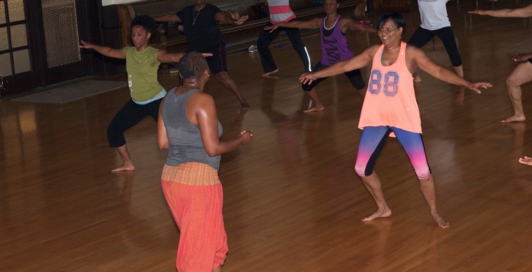 Adult Afro-Contemporary Dance Class