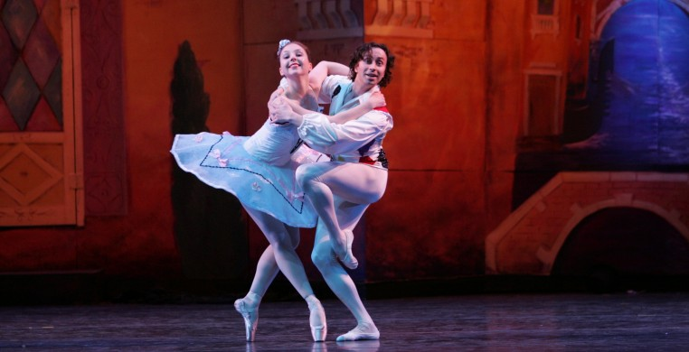 Harlequinade: An Italian FairyTale, Salt Creek Ballet (May 14-15, 2016)