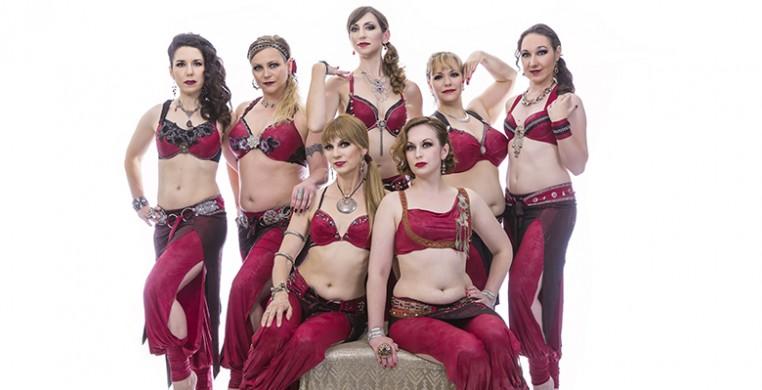 Spellbound dance troupe