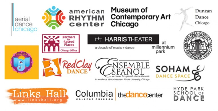 Chicago Dance Month 2014 Partners