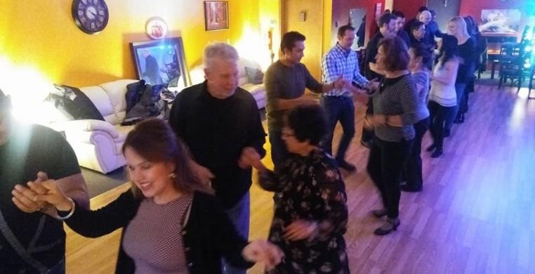 CDF's Salsa / Latin Class on Wednesdays @ 7:15pm
