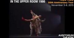 Twyla Tharp - 50th Anniversary Tour | 2015-16 Season | Auditorium Theatre