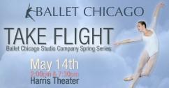 Ballet Chicago, Take Flight