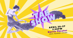 Lucky Plush Presents Tab Show, photography by William Frederking