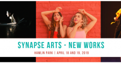 Synapse Arts- New Works 2019