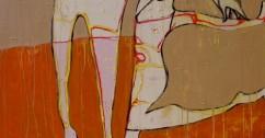 SeeChicagoDance.com 10th Anniversary Gala - artwork by Amy O. Woodbury