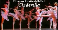 Cinderella - Moscow Festival Ballet at the Bologna April 25 at 7:30PM