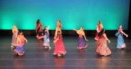 Dance Medley: Bharatanatyam, Contemporary Indian, Bollywood