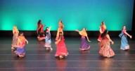 Dance Medley: Bharatanatyam, Contemporary Indian, Bollywood