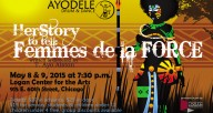 Ayodele 2015 Concert HerStory to Tell: Femmes de la Force