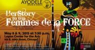 Ayodele 2015 Concert HerStory to Tell: Femmes de la Force