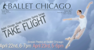"Ballet Chicago Take Flight ""Sneak Peek"""