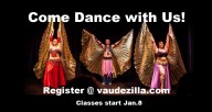 Bellydance Technique Class Jan/Feb 2020