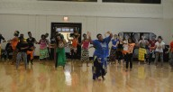 Afro Cuban Class lead by Markeya Howard
