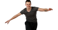 Tap teacher, Tristan Bruns