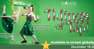 Chicago Tap Theatre's Tidings of Tap
