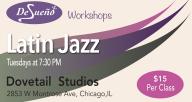 Desueño Dance Class Afro Latin Jazz