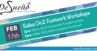 Footwork Workshop with Desueño