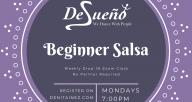 Virtual Salsa Dance Class for Beginners