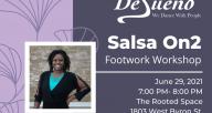 Salsa with Desueno Dance