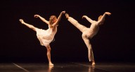 Ballet Austin performing Lar Lubovitch's Dvorak Serenade