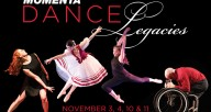 MOMENTA presents Dance Legacies