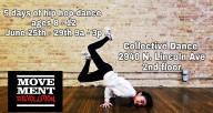 MRDC Youth Hip Hop Summer camp 2018