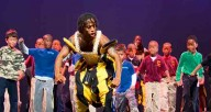"""Let your child experience the JOY of African Dance"""