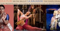 Rajika Puri - The Indian Temple Dancer and the Ballet La Bayadere