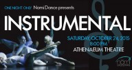 Nomi Dance Company Presents INSTRUMENTAL