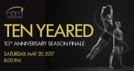 Nomi Dance Company presents TEN YEARED