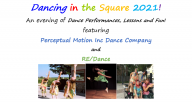 Dancing in the Square 2021