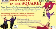 Perceptual Motion Inc Presents Dancing in the Square