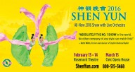 Shen Yun Returning to Greater Chicago in 2016