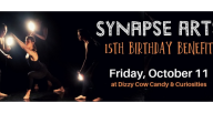 Synapse Arts 15th Birthday Benefit