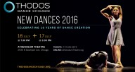 New Dances - Thodos Dance Chicago