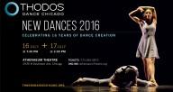 New Dances - Thodos Dance Chicago