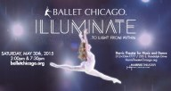 "Ballet Chicago's ""Illuminate"""
