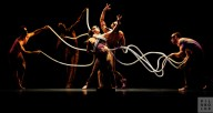 Pilobolus Photo by Grant Halverson