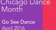 Chicago Dance Month 2016