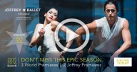 The Joffrey Ballet 2015-2016 Season
