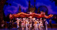 "Amanda Assucena and ensemble in ""The Nutcracker,"" Photo by Cheryl Mann"