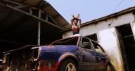 """A scene from """"Abismo,"""" part of Aida Colmenero Diaz' dance film series, """"She Poems"""""""