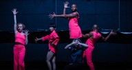 A scene from Netta Yerushalmy's 'Paramodernities,' which will be screened by the Dance Center of Columbia College throughout the month of June. Photo courtesy of the Dance Center.