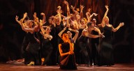 "Ensemble Español Spanish Dance Theater in ""Iroko"""