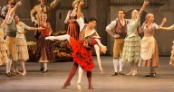 "The Royal Ballet's ""Don Quixote"""