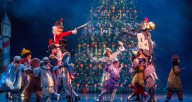 Joffrey Nutcracker, photo credit, Cheryl Mann