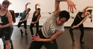 Giordano Dance Chicago in Rehearsal With Peter Chu